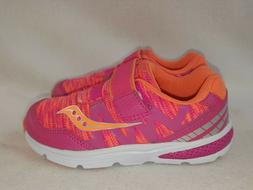 Saucony Shoes SY-G BBY Ride Pro Kids Girls Toddler Size 9.5