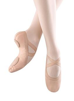 Adult Synchrony Split Sole Ballet Slippers