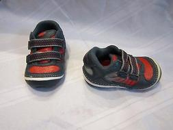 Stride Rite Toddler Boy sneakers Athletic Shoe NEW Ronaldo N