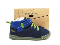 KEEN Toddler Boys Size 10 Sprout Mid Sneakers NEW Dress Blue