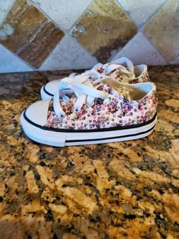 Converse Toddler Girls Shoes Size 6