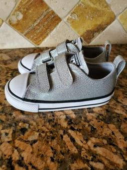 Converse Toddler Girls Shoes Size 8