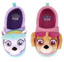 Toddler Girls Size 9/10 Paw Patrol Everest Skye Slippers Hou