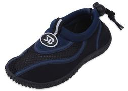 New Sunville Brand Toddler's Navy & Black Athletic Water Sho