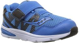 Toddler Saucony Baby Ride Pro Sneaker, Size 11.5 M - Blue