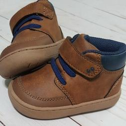 Toddler Surprize by Stride Rite Brown Branly Boots Shoes - S