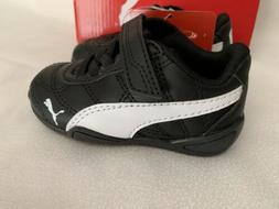 Puma Tune Cat 3 Toddler Boy Sneakers Shoes US Size 5C Black/