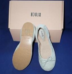 Bloch Vero Cuoio SILVER Leather Toddler Ballerina Shoes Size