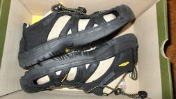 Keen Youth Kanyon Black Shoes Size 3 Unisex Waterproof New N